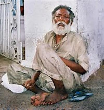 A Parable Of A Rich Homeless Beggar!
